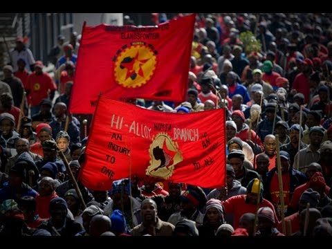LIVE:Numsa briefing on the wage offer in the metal sector