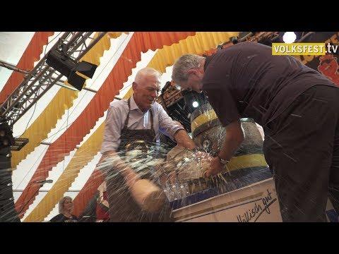 Volksfest.tv #1 2018 | Fassanstich, Welt-Neuheiten und die große Politik
