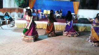 Rangilo maro dholna dance performance