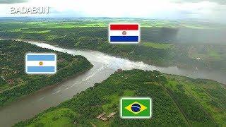 Las 6 fronteras más increíbles del mundo