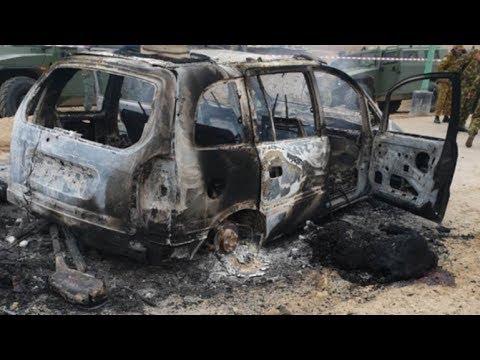 Подробности нападения на таджикскую границу боевиками ИГ