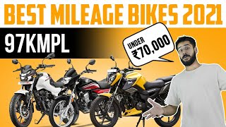 Фото 91 KMPL 😮⁉️ Best Mileage Bike In India 2021 Under 1 Lakh ⛽ Better Than TVS Raider🤯? Hindi Review