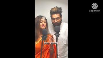 Meera ke Prabhu girdhar Nagar |Sachet and parampara new song || #shorts