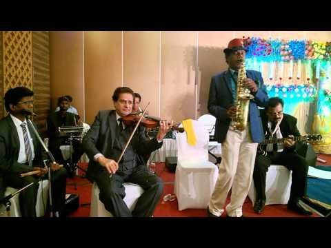 Bollywood Band - Instrumental - Chura Liya Hai Tumne Jo Dil Ko - MMSO (Hyderabad - INDIA)