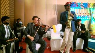 Bollywood Band - Instrumental - Chura Liya Hai Tumne Jo Dil Ko - MMSO (Hyderabad - INDIA)