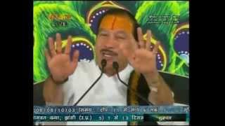 SANSKAR LIVE - SHRI KRISHNA CHANDRA SHASTRI - SHRIMAD BHAGVAT KATHA (NEW DELHI) - DAY 6