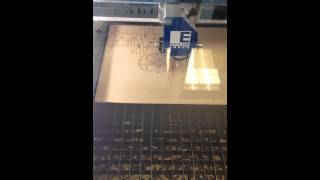 Laser Cutting Chairs For Design Tech