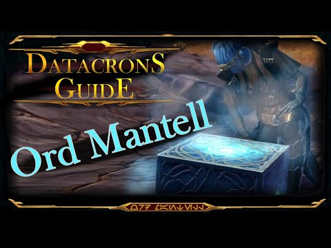 [SWTOR] DATACRONS GUIDE - Ord Mantell [CC]