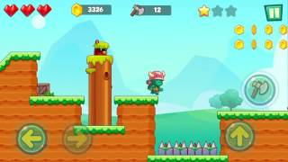 Jungle Adventures: Super World - Flipy Bush Level 11... Gameplay (Free Game On Android)