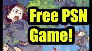 Secret Free Playstation Store Game (US PS4)