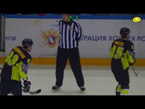 СКА-Нева - ХК Рязань. 1/8 финала. 2 матч