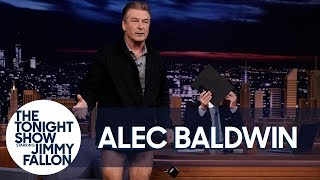 Alec Baldwin Drops His Pants to Prove His Weight Loss