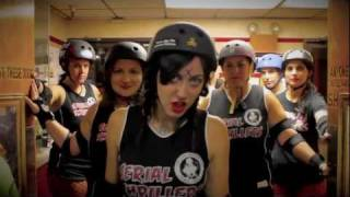 Psycho City Derby Girls Lip Dub