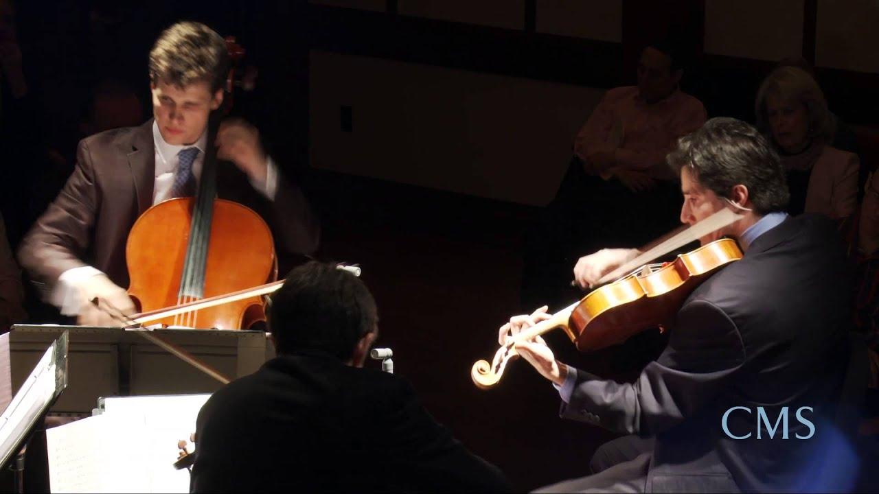 Shostakovich: Quartet No. 8, Op. 110, II. Allegro molto