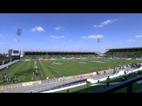 Emirates Airline Dubai Rugby Sevens - Women Series - Part 1