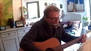 Reinhard Mey (c) Ich bring dich durch die Nacht - Unplugged Cover mit Gitarre und Mundharmonika