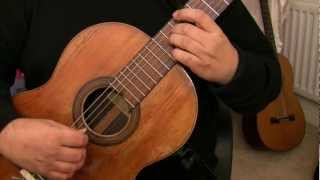 """""""The Power of Love"""" Guitar """"Gabrielle Aplin"""" (John Lewis Ad)"""