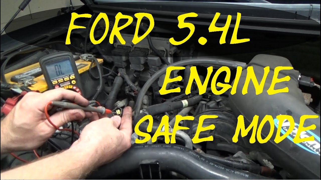 Ford 5 4l Failsafe Mode Multiple Codes Real Time