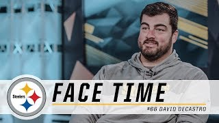 David DeCastro talks Offense, previews Jaguars | Pittsburgh Steelers Face Time