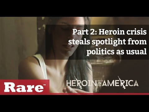 Heroin in America Part 2: Crisis in New Hampshire | Rare News