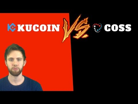 KuCoin vs COSS - Which Profit Sharing Exchange Is Better?