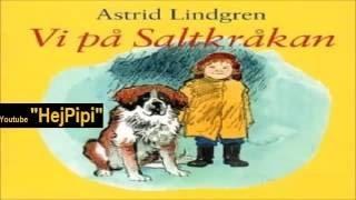 Vi På Saltkråkan - Astrid Lindgren Svenska Ljudbok / Audiobook
