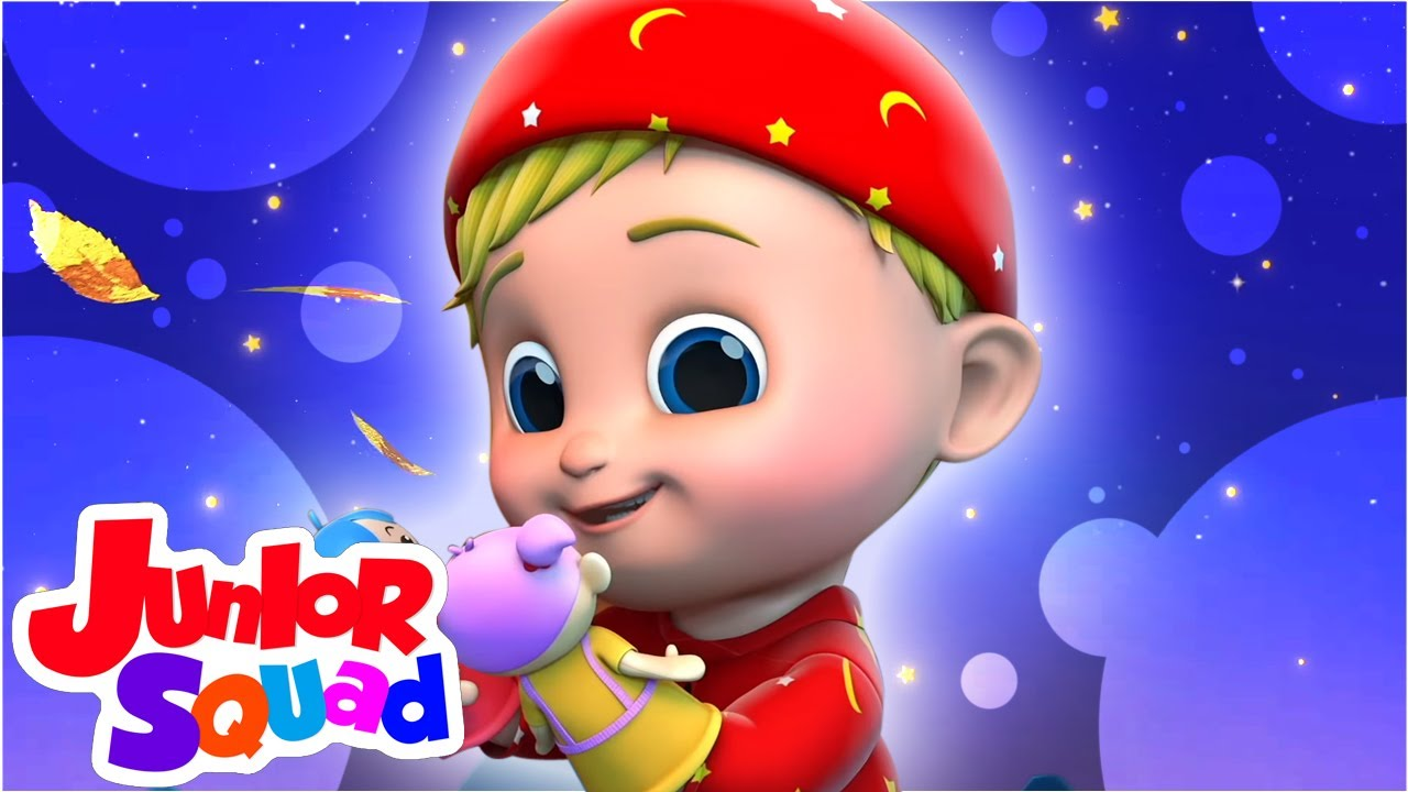 Bayi tidur lagu | Lagu Anak Anak | Kartun anak | Junior Squad Indonesia | Video edukasi
