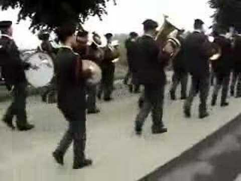 Army Band in Belgium 2007