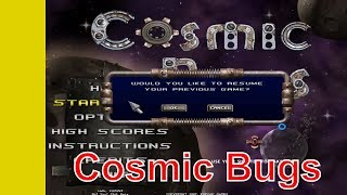 Cosmic Bugs - Popcap Game