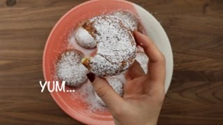 How to make Boorsagh! (Armenian pastry)