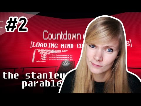 CRUSHED TO DEATH?! - The Stanley Parable - Part 2