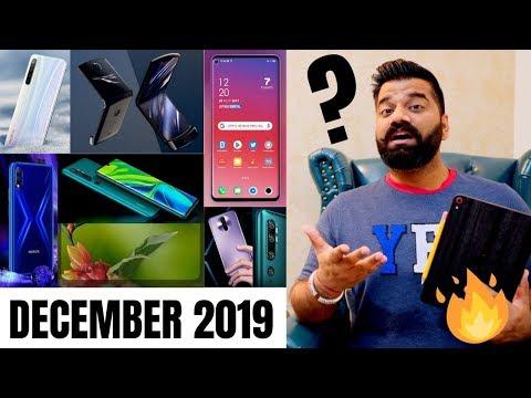 Top Upcoming Smartphones - December 2019🔥🔥🔥