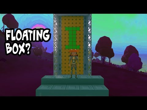 We Can Solve The Floating Box Mystery! - How To YLands