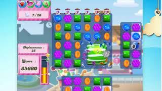Candy Crush-Level 1155