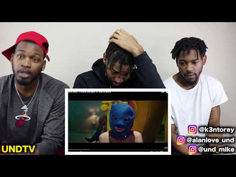 DAVE EAST FT. WIZ KHALIFA - PHONE JUMPIN [REACTION]
