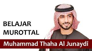 Video Belajar Murottal seperti Muhammad Thaha Al Junaydi download MP3, 3GP, MP4, WEBM, AVI, FLV Oktober 2018