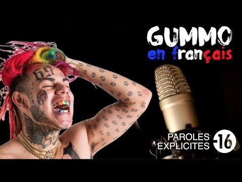 6ix9ine - Gummo Paroles choquantes 😱 traduction en francais COVER