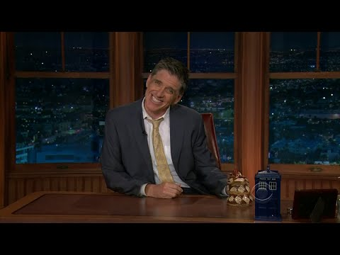Late Late Show with Craig Ferguson 3/3/2011 Neil Patrick Harris, Tomorrows Bad Seeds