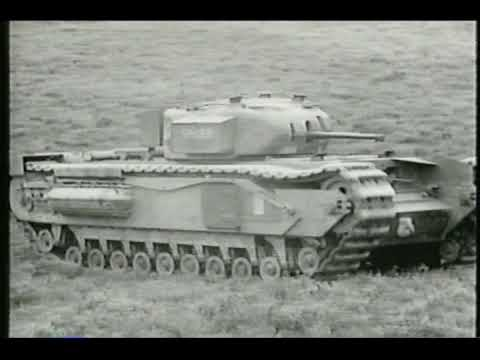 The Winning of World War II Great Fighting Machines Allied Armor