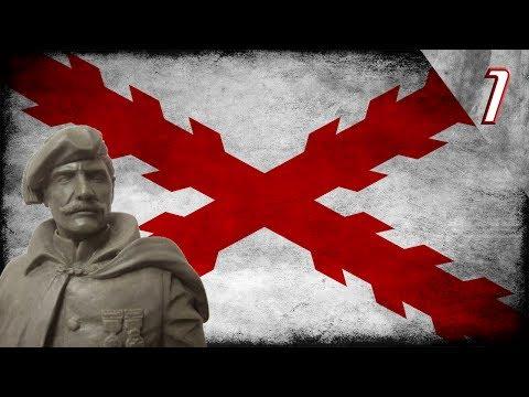"""Heart of Iron IV: Kaiserreich - España Carlista #1 """"Alfonso XIII cae en coma"""""""