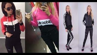 Vlog: Женский Спортивный Костюм Адидас (Adidas). Одежда для Фитнеса Адидас