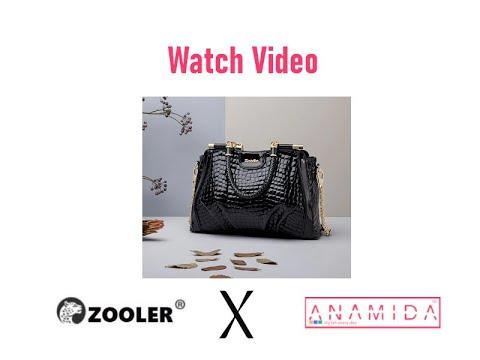 Exclusively Beautiful Designer Handbag at anamida.com