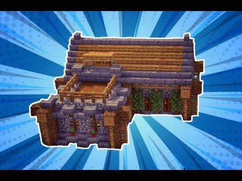 Minecraft: Simple Survival House Tutorial