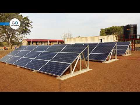 Brackish water Mozambique - MEB Energy