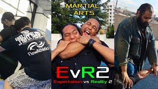 Martial Arts - Expectation vs Reality 2 (MaEvR2)