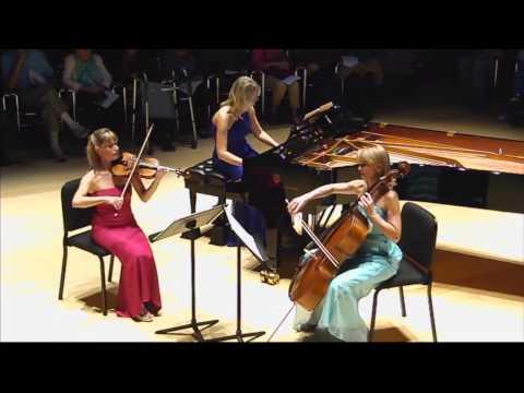 Eroica Trio Beethoven Opus 11, 3rd Movement