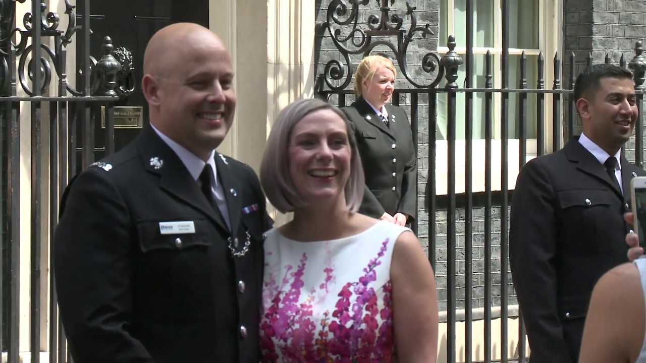Police Federation Bravery Awards 2018 - highlights