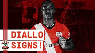 IBRAHIMA DIALLO | New signing on move from Stade Brest to Southampton