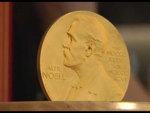 The 2002 Nobel Medal in Chemistry Is Home at Berea College