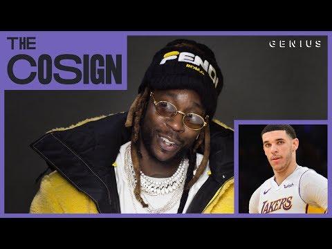 Brooklyn - 2 Chainz Reacts To Rapping NBA Stars (Lonzo Ball, Damian Lillard, Shumpert